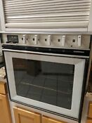 Vintage Gaggenau Built In Oven Stove Combination Ee628