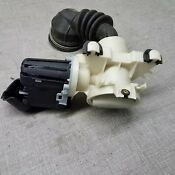 Whirlpool Duet Washer Pump With Filter Assy And Drain Hose And Check Ball