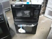 Ge Combo Unit Microwave Oven Black New Old Stock