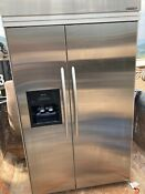 Kitchenaid Model Kssc48qms01 Used In Great Working Condition