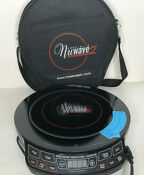 Nuwave Precision 2 Induction Cooktop Model 30151ar Carrying Case No Instruction