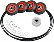 Dryer Repair Kit Pulley 27in Belt Maytag Kitchenaid Whirlpool Parts Replacement