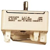 Infinite Switch For 6in Electric Range 240v Stove Burner Hotpoint Ge Wb24t10029