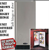 New Marvel 15 Built In All Refrigerator 30arm Bs F L Touch Control Ss Door Left