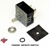 Genuine 700855k Jenn Air Range Surface Unit Switch Kit
