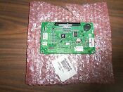 New Dacor Dishwasher Control Board 72483 62946 Invensys