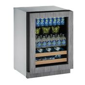 Edgestar 84 Can Glass Door Beverage Center Stainless Steel Compact Refrigerator