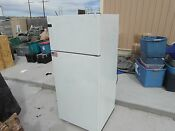 Local Pickup White Westing House Frost Free Freezer Refrigerator Rtg174gcw3a