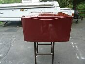 Whirlpool Washer Or Dryer Pedestal W Drawer Red Part 58826600