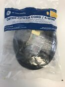 Ge Dryer Cord 4 Wire 4 Prong Universal Fits All Brands 6 Length