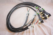 Lot Of 4 Leviton Electricord Dryer Appliance Cord Cord 4 Wire 30 Amp Nos