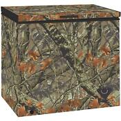 Chest Deep Freezer 3 5 Cu Ft Upright Compact Dorm Apartment Home Camo Color New