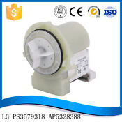 Clothes Washer Water Pump For Lg Ap5328388 Ps3579318 4681ea2001t New Max