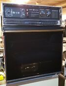 Ge 1980 S P7 24 Inch Single Electric Wall Oven Self Clean Oven