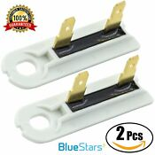 3392519 Dryer Thermal Fuse Replacement Part By Blue Stars Exact Fit For Whirlp