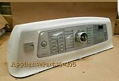 Kenmore Elite Washer Console With Control Board Ebr67460503