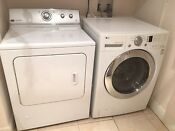 2 Set Washer And Dryer Total 4 Good Used Condition Machines