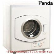 Panda Portable Dryer 3 75 Cu Ft 110v Compact Apartment Size Stai