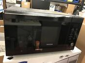 Samsung Mc11k7035cg 1 1 Cu Ft Convection Microwave Oven Black Stainless