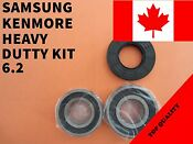 Samsung Front Load Washer 2 Tub Bearing Seal Kenmore Kit 6 2 Dc62 00156a