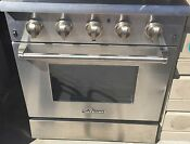 Dual Fuel Range Oven Thorkitchen Hrd3088u 30 Freestanding Professional Style