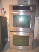 Kitchenaid Double Wall Oven Kebs277sss04