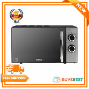 Tower 20l Microwave Featuring With 5 Power Levels 800w In Black T24015
