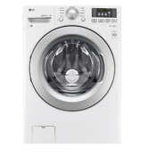 Lg Electronics 4 5 Cu Ft High Efficiency Front Load Washer In White Energy St