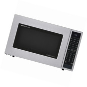 1 5 Cu Ft 900w Convection Microwave Oven Stainless Steel