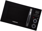 Farberware Gourmet Fmo10ahsbka 1 0 Cubic Foot 1000 Watt Microwave Oven With Heal