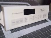 Whirlpool Gas Range Control Board W White Overlay Part 8522503 Wp6610324