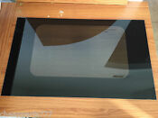 Genuine Ge General Electric Double Oven Outer Door Glass Wb57t10091