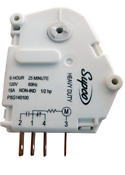 Sealed Unit Parts Company Inc Supco Spg1401ge Supco Defrost Timer