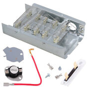 Dryer Heating Element 279838 Fuse 279816 3392519 For Whirlpool Kenmore Roper