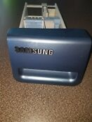 Samsung Front Loader Washer Parts Wf218anb Xaa 01 Used Soap Dispenser Drawer