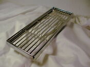 Jenn Air Chrome Cooktop Vent Grate Center Grill