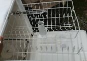 Ge Dishwasher Oem Upper Rack With Wheels Wd28x10210 Wd28x10055