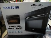 Samsung Mc12j8035ct 1 2 Cu Ft Counter Top Convection Microwave Brand New
