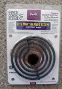 Parts Master 6 Inch Cooking Electric Range Element Plug In Pm30x207 Nip