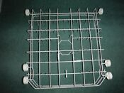 Ge Dishwasher Rack Lower Wd28x10284 Also Fits Hotpoint Kenmore Has Wheels