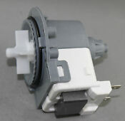 Replacement Lg Washing Machine Drain Pump Eau61383502 Wd1216hte Motor Only