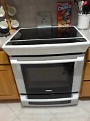Electrolux Slide In Electric Range