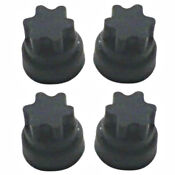 Refrigerator Rubber Foot Feet 4pk Thermador Bosch Cooktop Stove Grate 00618112