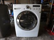 Reconditioned Lg Front Load Washer Washing Machine
