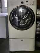 Electrolux Eimed60lt Iq Touch 8 0 Cu Ft Large Capacity Electric Dryer White