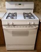 Like New Ge Gas Stove Excellent Condition Works Great