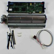 Whirlpool Blower Control Board Wall Oven Cooling Fan Assembly W10550509 New