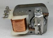 Ge Microwave Replacement Part Fan Motor W Blade Wb26x10105