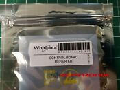 Control Board Repair Kit For Wpw10310240 W10310240 W10213583c 9 Parts