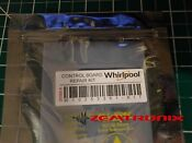 Whirlpool Washer Repair Kit For Control Board W10253361 W10298660 All Versions
